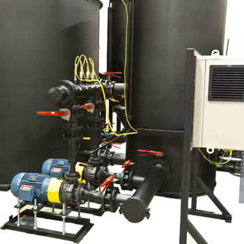 filtration services pumping system packages